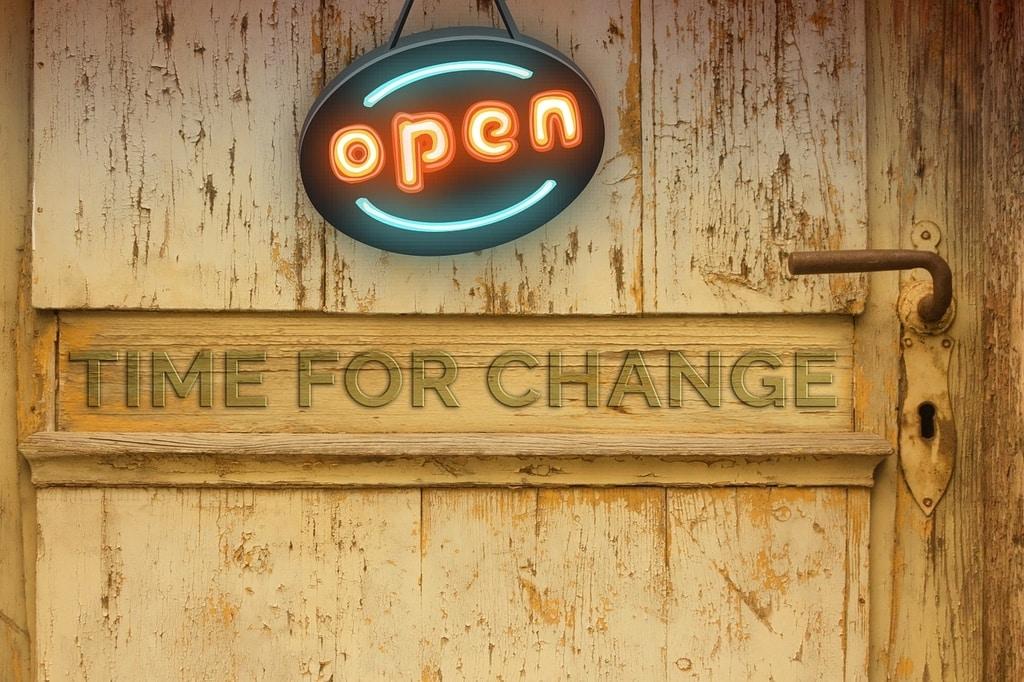 Чи потрібно ламати себе, щоб отримати новий досвід для змін в житті?